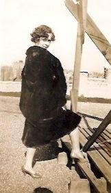 Nan O showing Leg
