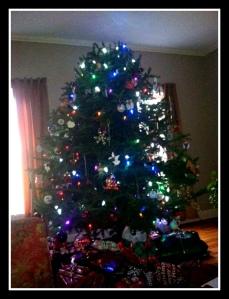 xmas tree 2013