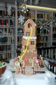 gingerbread for courant